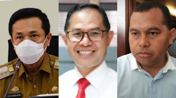 Status Kepegawaian Rudy Djamaluddin, Jayadi Nas, dan Muhammad Jufri Ganda, Penjelasan BKD Sulsel
