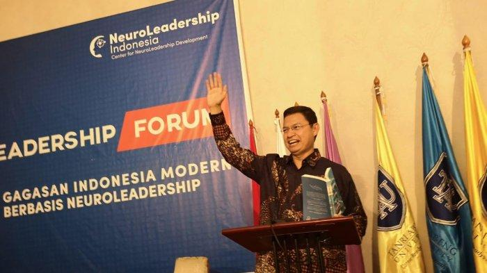 Profesor Taruna Ikrar Launching Buku Gagasan Indonesia Modern Berbasis Neuroleadership