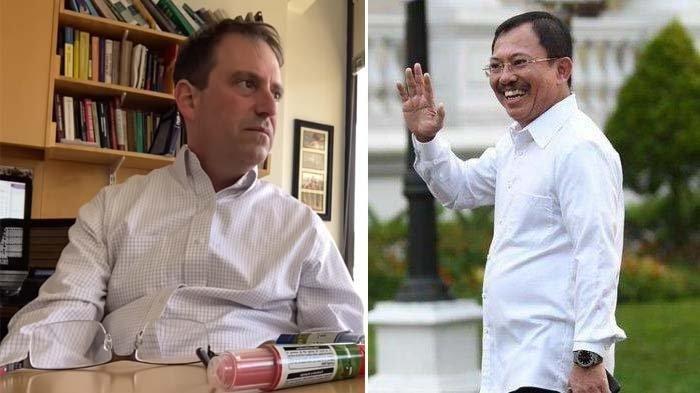 Jawaban Profesor Harvard soal Riset Virus Corona yang Disebut Menkes dr Terawan Menghina Indonesia