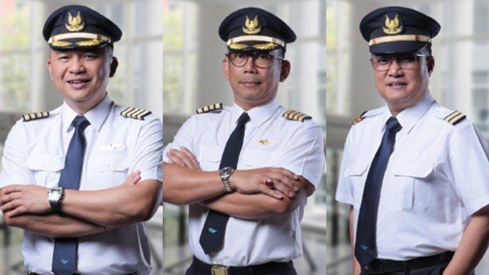 Profil 5 Direksi Garuda Indonesia yang Disingkirkan Menteri BUMN Erick Thohir Gegara Harley Davidson