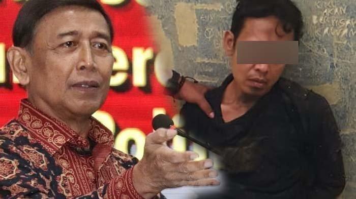 FAKTA Abu Rara Penusuk Wiranto, Bandar Togel, Sarjana Hukum yang Pernah Larikan Wanita Cantik