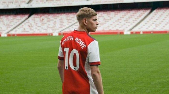 6 Fakta Emile Smith Rowe Pemain Muda Arsenal yang Bersinar, Masa Depannya Cerah Andalan Three Lions
