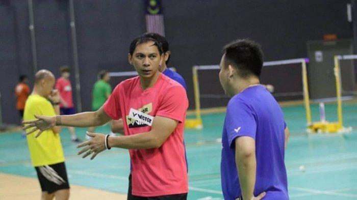 Profil Flandy Limpele, Pelatih Bulutangkis Malaysia dari Indonesia Antarkan Chia/Soh Raih Perunggu
