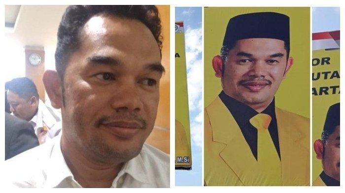 SIAPA Haji Hasanuddin Mas'ud? 'Crazy Rich' Kalimantan yang Sumbang 2 Ton Sembako ke Sulbar