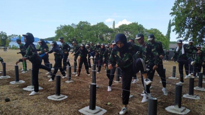 Hampir 10 Ribu Orang Mendaftar Jadi Calon Komcad, Mereka Akan Jalani Latihan Dasar Militer