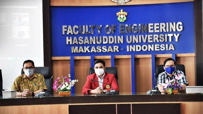 Foto: FT Unhas dan Indosat Adakan Program Magang Bersertifikat