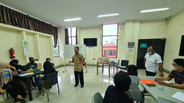 Kelas YESS Diskop Pacu Jiwa Wirausaha Melalui Game Business