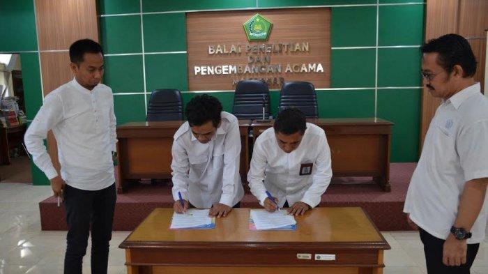 Prodi Sosiologi Unismuh Gandeng Balai Litbang Agama Makassar