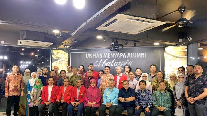 Program Unhas Menyapa Alumni: Menteri Besar Johor Jabat Ketua Ikatan Keluarga Alumni Unhas Malaysia