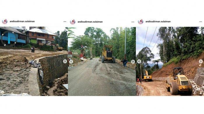 Progres Pembangunan Jalan Rantepao-Sadan-Batusitanduk Sudah 85 %