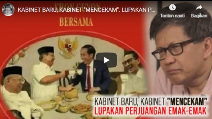 Prabowo dan Sandi Sudah Enak di Istana Pendukungnya Banyak Masuk Penjara, Ada Minta Kembalikan Uang