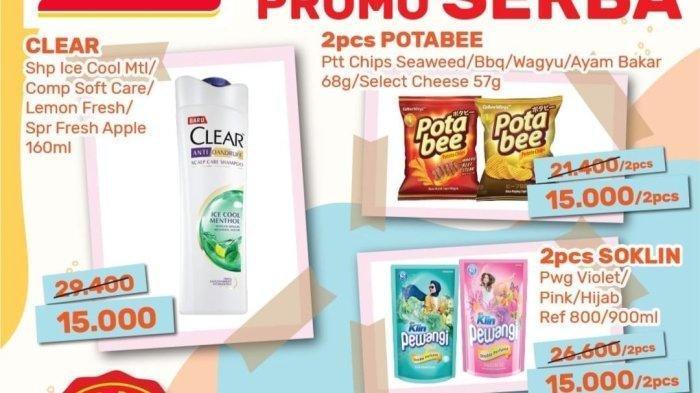 KATALOG Promo JSM Alfamart Jumat 8 Oktober 2021: Bumbu Masak Diskon 50%, Tebus Murah Beras