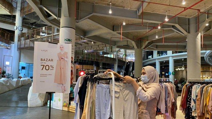 Beragam Produk Fashion Diskon Hingga 70 Persen di Nipah Mal