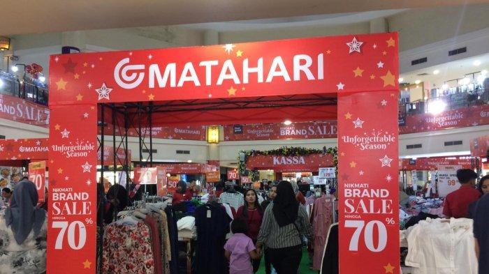 Matahari Mall Panakukang Adakan Promo Diskon Hingga 70 Halaman All Tribun Timur
