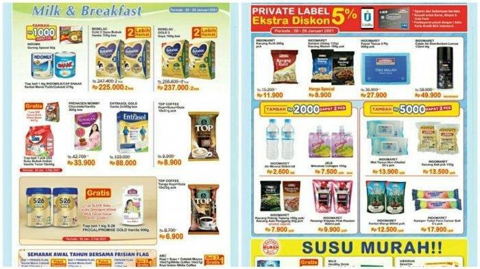 Katalog Promo Indomaret Kamis 28 Januari 2021 Beli 2 Lebih Hemat Tambah Rp 2 000 Dapat 2 Diskon Tribun Timur