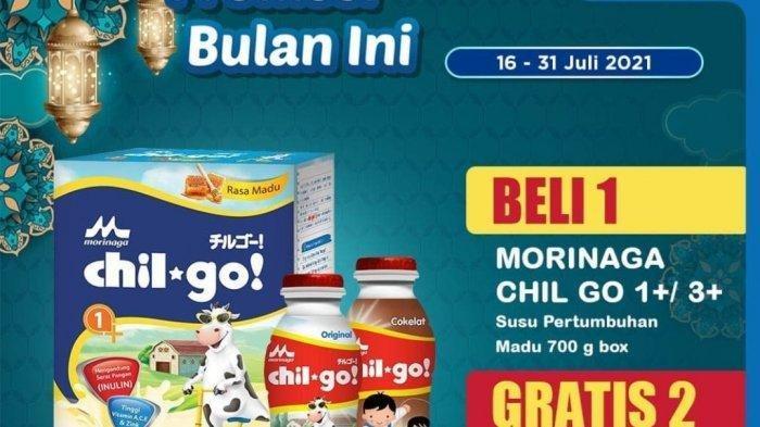 KATALOG Promo Indomaret Sabtu 31 Juli 2021: Nikmati Produk Serba Hemat dan Breakfast Fair, Gratis 1