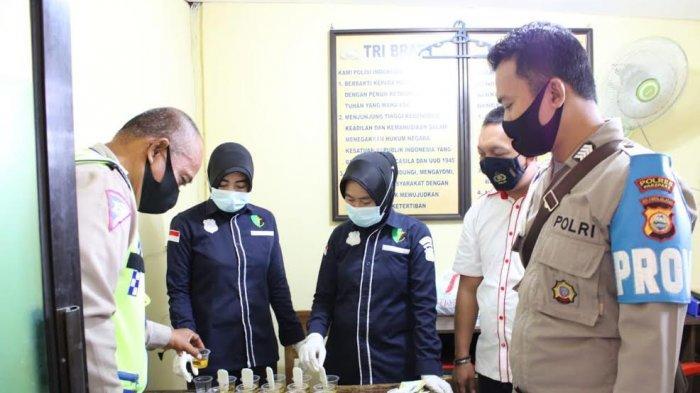 130 Polisi Parepare Jalani Tes Urine, Hasilnya?