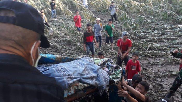 Tim Dokkes Polda Sulsel Sambangi Lokasi Penemuan Mayat di Sapanang Jeneponto