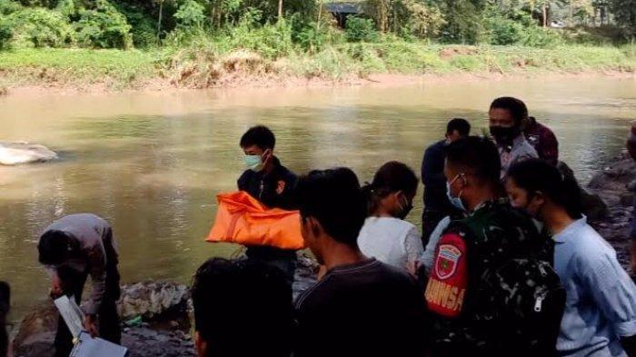 Selama 2021, Dua Mayat Bayi Ditemukan di Sungai Sa'dan Toraja Utara