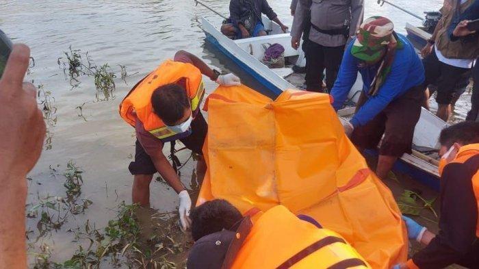 Mau Pasang Pancing Ikan di Sungai Rongkong, Tamrin Kaget Lihat Mayat Mengapung