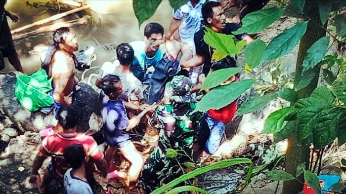 Kronologi Pelajar di Bonggakaradeng Tana Toraja Tewas Terjun ke Sungai