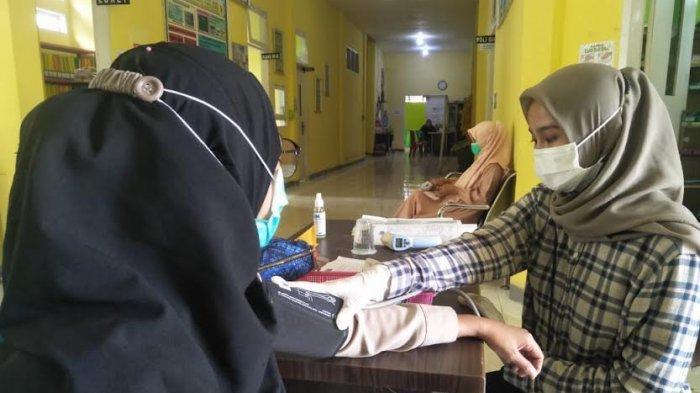 50 Persen Nakes di Enrekang Sudah Terima Vaksin Tahap 3 Jenis Moderna
