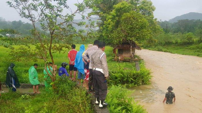 BREAKING NEWS: Abimanyu Hilang di Sungai Mambi Mamasa