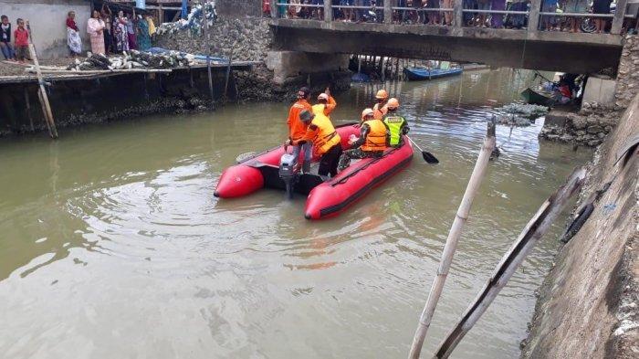 Cuaca Buruk, Kapal Ditumpangi Ayah dan Anak Ini Tenggelam di Perairan Pangkep