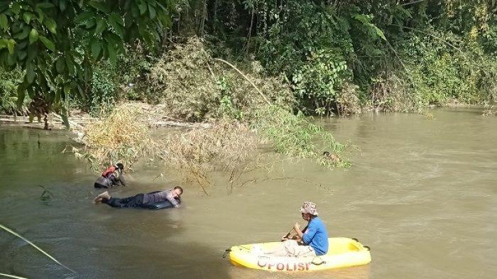 Tim SAR Gabungan Perluas Wilayah Pencarian Korban Mobil Terjun ke Sungai di Messawa