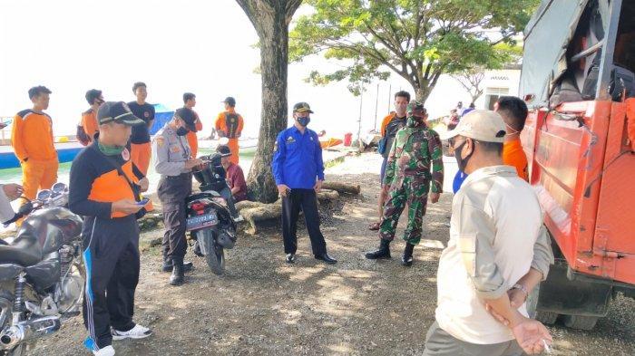 Pencarian Dua Nelayan Pitumpanua Wajo di Teluk Bone Nihil, Tim SAR Terkendala Cuaca Buruk