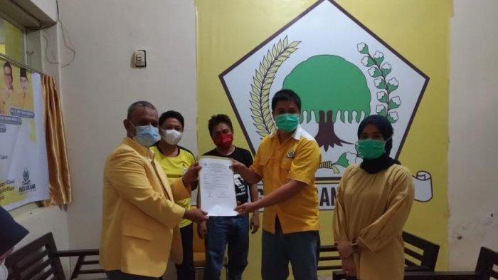 Kembalikan Formulir Hari Terakhir, dr Baso Rahmanuddin Jadi Calon Tunggal Ketua Golkar Wajo
