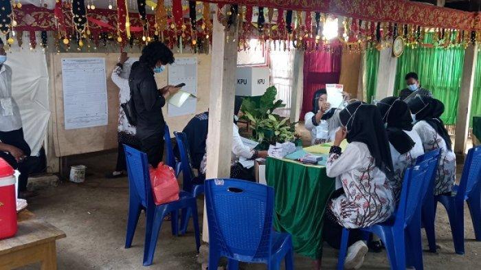 Ada 7 Orang Pilih Kolom Kosong di TPS Andi Kaswadi Razak