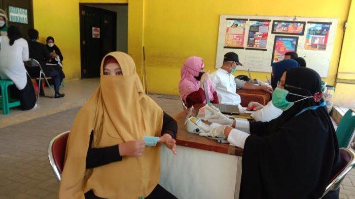 Sekolah Tatap Muka Dimulai Juli, 3.000 Guru di Enrekang Jalani Vaksin Covid-19