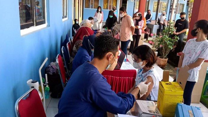 Pemkab Wajo Target 6.000 Pelajar Divaksin Covid-19, Sayangnya Stok Vaksin Masih Kurang