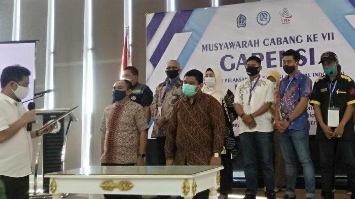 Terpilih Jadi Ketua Gapensi Bone, Muhammad Akbar: Mari Berkolaborasi Bangun Perekonomian