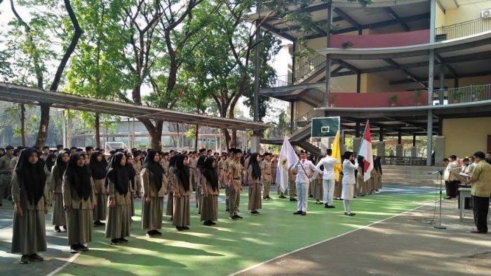 SMA Islam Athirah 1 Makassar Presentasi Karya Ilmiah Remaja, Ini Tujuannya
