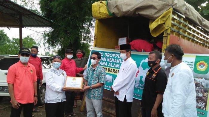 LDII Salurkan Bantuan untuk Korban Gempa Sulbar