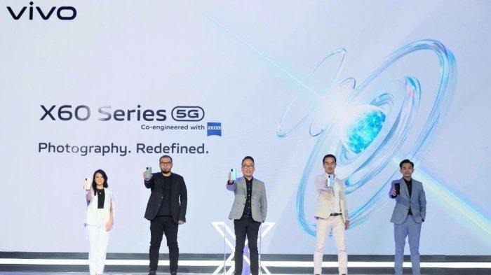 UPDATE Harga Terbaru HP Vivo Mei 2021 di Erafone, X60 Series, Y1s, V20 Series hingga Y50