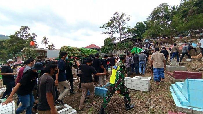 Tiga Korban Sengatan Listrik Dimakamkan di To'kaluku Tana Toraja