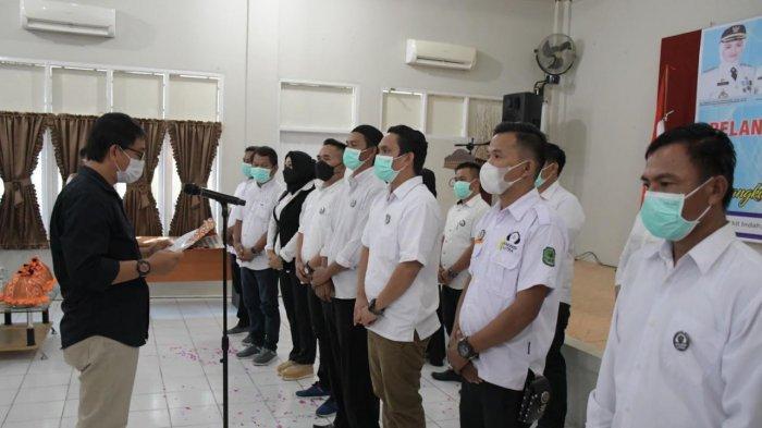 Wakil Bupati Luwu Utara Lantik Pengurus Amunisi Luwu Utara Periode 2021-2024