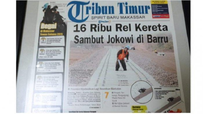 Fakta-fakta Utusan Khusus Jokowi Marah di Makassar, Gebrak Meja Jengkel Proyek Kereta Api Tak Tuntas