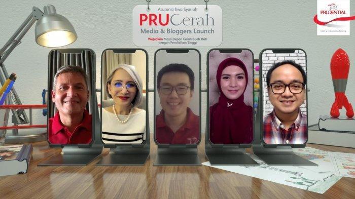 PRUCerah, Asuransi Jiwa Syariah dari Prudential
