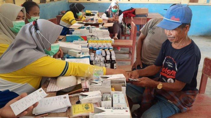 PSC 119 Luwu Gelar Pemeriksaan Kesehatan dan Sunatan Gratis di Bastem