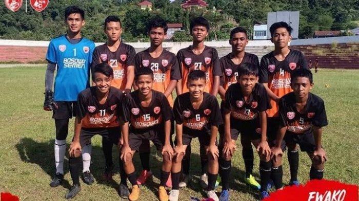 Virus Corona, Pemain PSM Makassar Junior Akhiri Pemusatan Latihan Lebih Awal