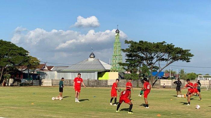 Latihan Perdana PSM Persiapan Liga 1, Syamsuddin Batola: Kita Butuh Striker