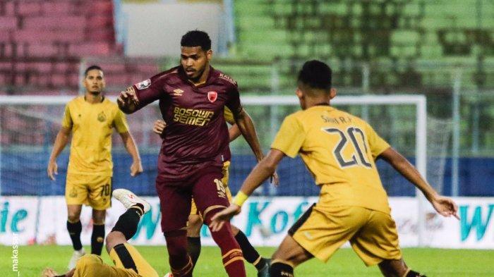 Gelandang Serang PSM Belum Menonjol, Rasyid Bakri Cs Diminta Lebih Kreatif di Laga Kontra Borneo FC