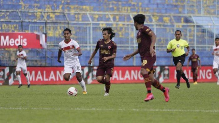 Usai Kalahkan Borneo FC, Pemain PSM Pilih Latihan di Makassar Jelang Lawan PSIS