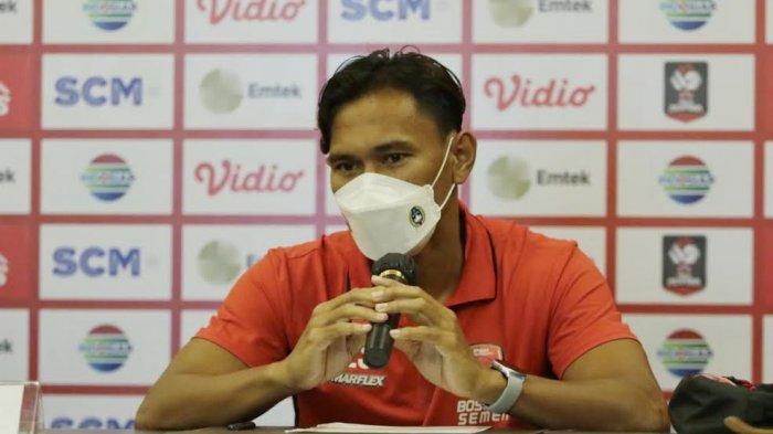 Skor Imbang di Laga Perdana Liga 1, Zulkifli Syukur Curhat: Terus Berkembang Jadi Lebih Baik