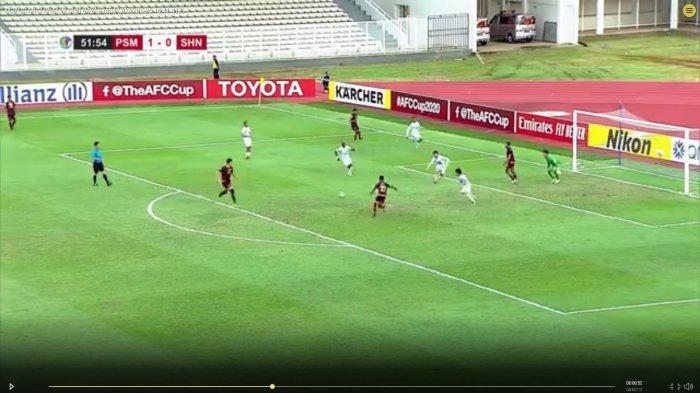 Giancarlo Lopes & Ferdinand Sinaga Cetak Gol untuk PSM, Tapi Pemain Ini Terpilih Man of The Match?