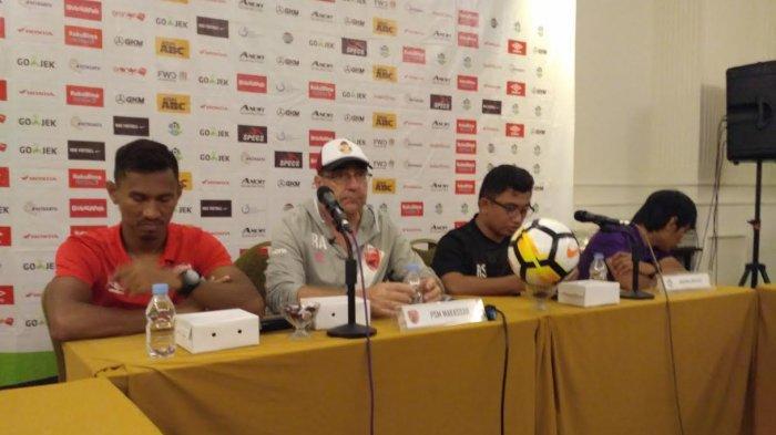 Strategi PSM untuk Redam Perlawanan Bali United